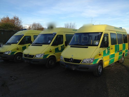PRE OWNED USED AND SECOND HAND AMBULANCES FOR SALE AND EXPORT