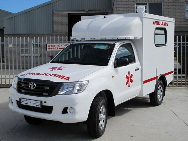 Ambulances for Sale and Export Africa and worlwide, new and used